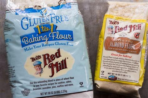 Bob S Mill Almond Flour Gluten Free Tepung Almond vanilla lavender shortbread cookies recipe for perfection
