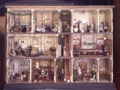 Famous Dollhouses Of The World Doll House Pinterest