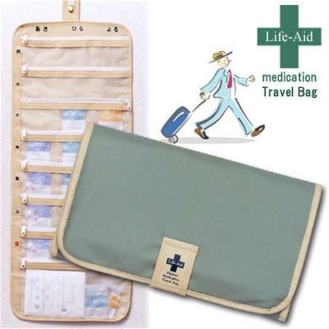 Travel Medicine Pouch Tas Travel P3k minna kaigo rakuten global market medicine organizes travel bag