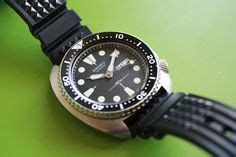Seiko 6309 8000 Automatic Original photos expensive watches and water on