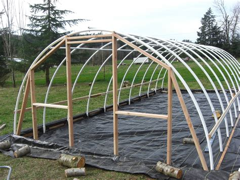 greenhouse plans in ground greenhouse plans