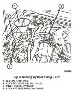 chrysler sebring 2 7 engine diagram chrysler free engine image for user manual