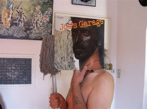 Joe S Garage Frank Zappa by Sleeveface 187 Archive Joe S Garage Sleeveface