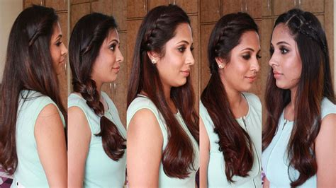 hairstyles for house party hairstyles at home for party easy 5 quick easy