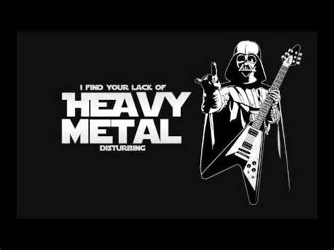Heavy Metal Star Wars Theme Music   YouTube