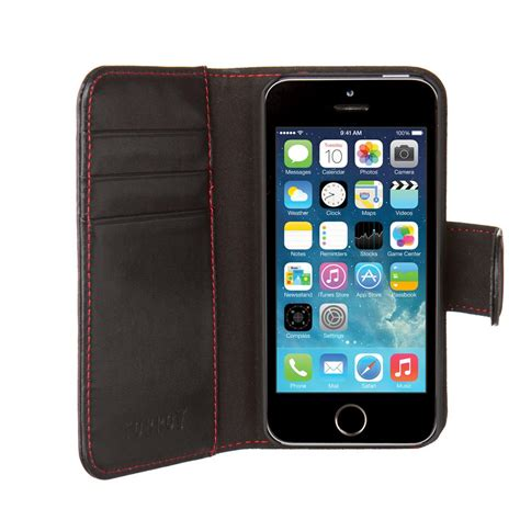 5 iphone cases torro cases premium leather wallet for iphone 5 5s co uk electronics