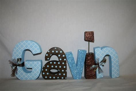 Nursery Decor Name Letters Thenurseries Nursery Decor Letters
