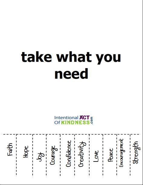 take a compliment 50 posters to pin and take what you need poster take what you need posters
