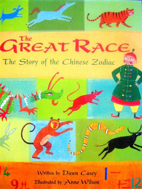 the great race the story of the zodiac books march 2011 one world adoptee