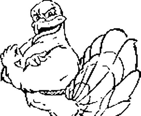 hokie bird coloring page virginia tech hokie bird coloring page sketch coloring page