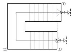 technische zeichnung treppe treppe grundrisse planen zeichnen