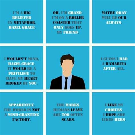 grace in the water books 17 best images about augustus waters