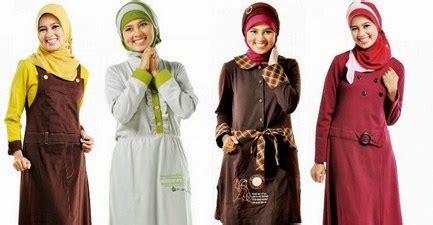 desain gamis masa kini 10 contoh desain baju muslim wanita masa kini 2018 oke