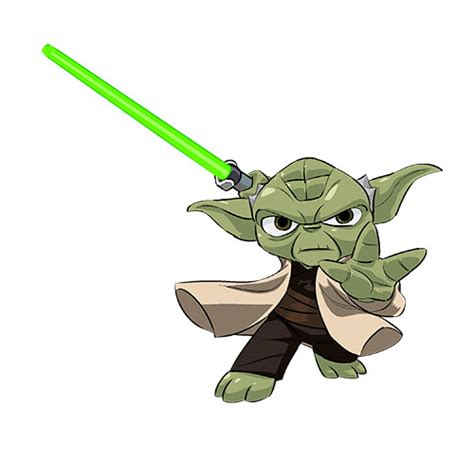 Drawing Yoda by Yoda Outline Pictures To Pin On Pinsdaddy
