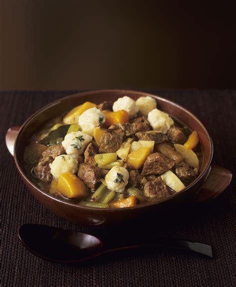 alton brown beef stew irish lamb stew recipe with herb dumplings