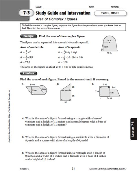 Quia Class Page Math Chapter 6