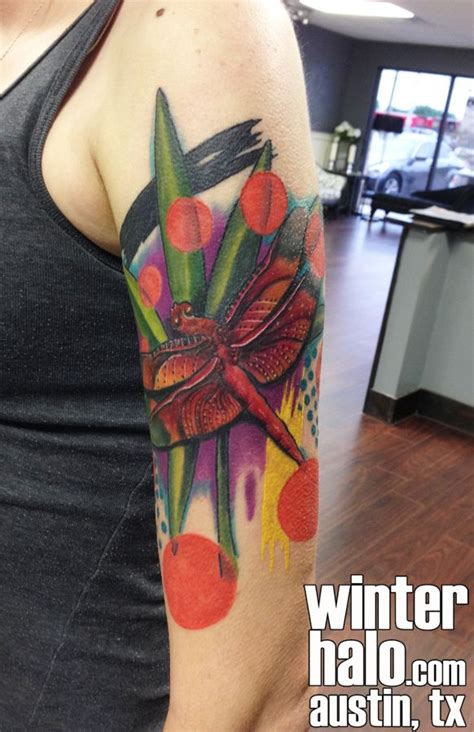 watercolor tattoos texas 51 best images about tattoos by chris hedlund on