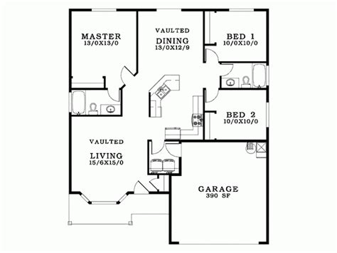 floor plan 3 bedroom bungalow house eplans bungalow house plan a small footprint packed with