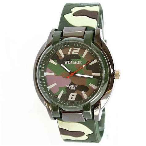 2013 new brand name watches fashion army