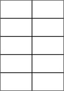 free printable blank flash cards template 9 best images of blank flash cards for words free