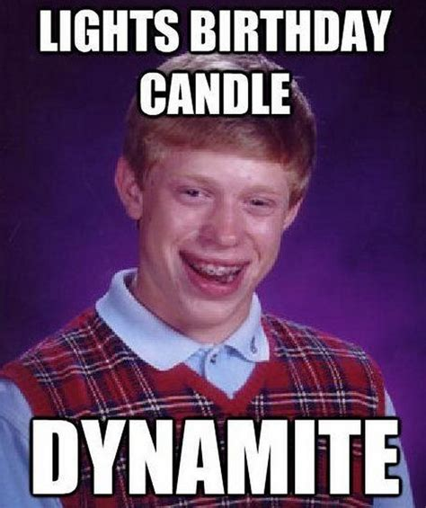 Meme Brian - bad luck brian meme