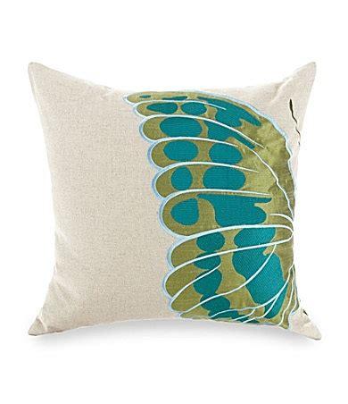 living i spencer n enterprises i butterfly pillow for