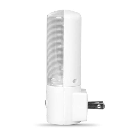rotating automatic sensor led night light feit electric