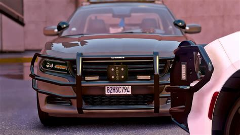 los santos police highway patrol charger els gta modscom