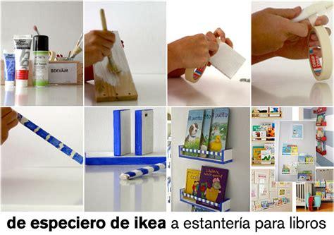 especiero libros do it yourself 07 especieros de ikea para exhibir los