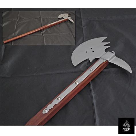 The Simple Got The Axe by 42 Inch Battle Axe