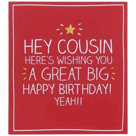 Birthday Quotes For Cousin Gorgeous Happy Birthday Cousin Quotes Quotesgram