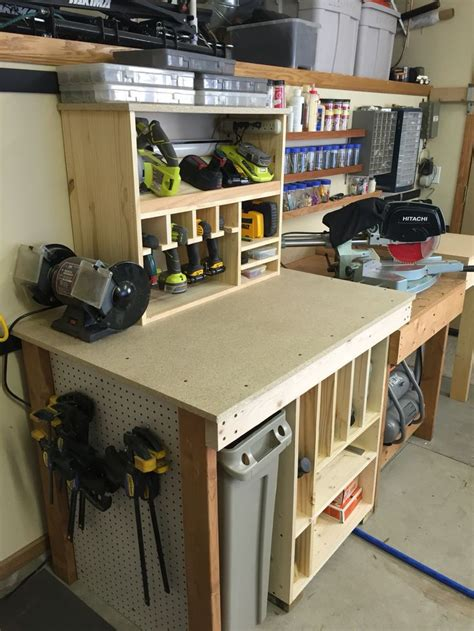 air nailer  cordless drill storage work room