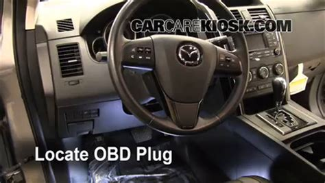 Check Engine Light Gas Cap Engine Light Is On 2007 2015 Mazda Cx 9 What To Do