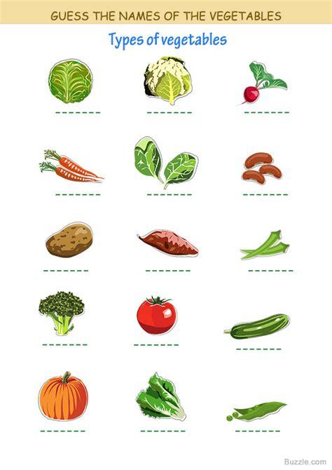 vegetables chart vegetables chart for www pixshark images