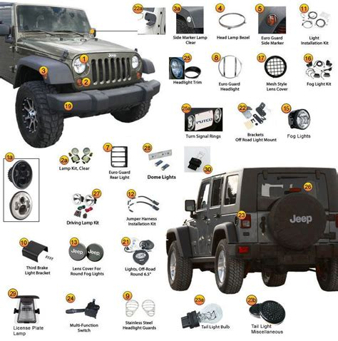 2007 jeep wrangler dome light wiring diagram wiring