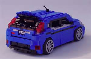 Lego Ford Lego Ford The Lego Car