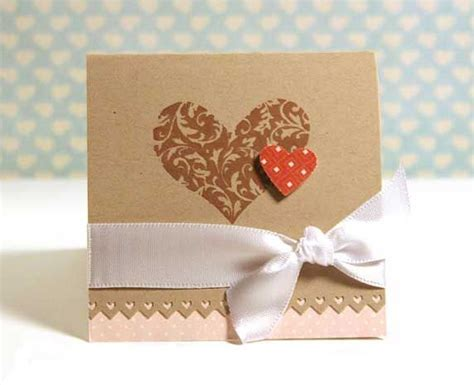 Handmade Valentines Day Cards - my on handmade and healthy v day gifts http www