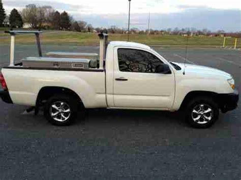 2 Door Toyota Tacoma Buy Used 2005 Toyota Tacoma Base Standard Cab 2