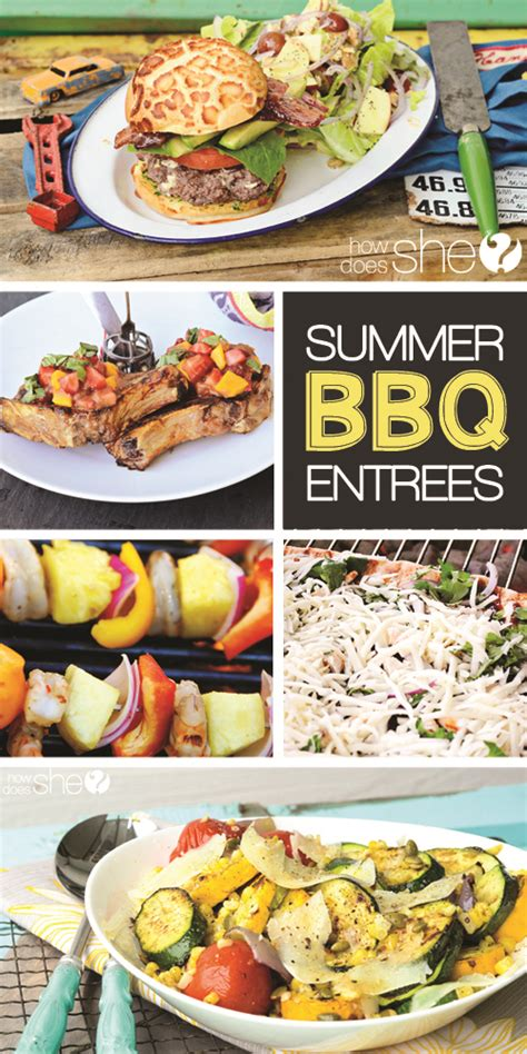 backyard bbq recipes