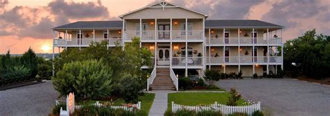 bed and breakfast nc the sunset inn bed breakfast sunset beach nc hotel