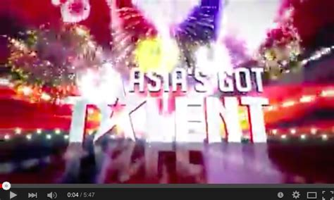 vote on asia s got talent filipinos in asia s got talent agt vote for el gamma