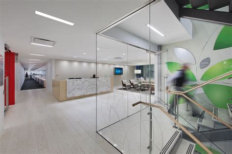 Healthfirst Office by Healthfirst At 100 Church Turner Construction Company
