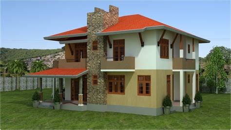 house plans in sri lanka sri lankan modern house plans