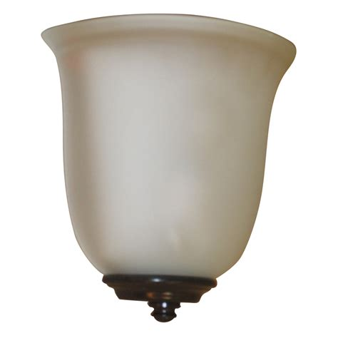 Battery Wall Sconce Shop Portfolio 8 5 In W 1 Light Bronze Pocket Battery Operated Wall Sconce At Lowes