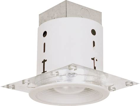 Ic Light Fixtures Powerzone 30001wh 3l Recessed Light Fixture 75 W Par16 Par20 Or R20