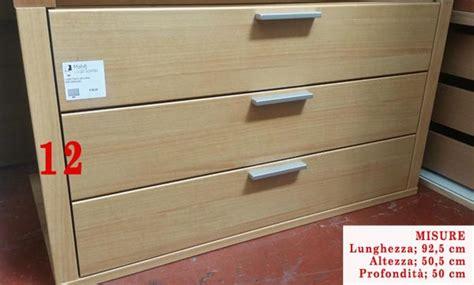 cassettiere per cabine armadio cassettiera interna per armadio ultimi pezzi