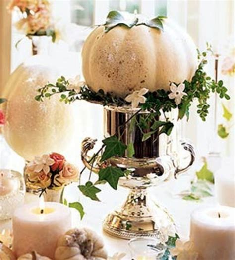 Fall Table Centerpieces 65 Awesome Pumpkin Centerpieces For Fall And