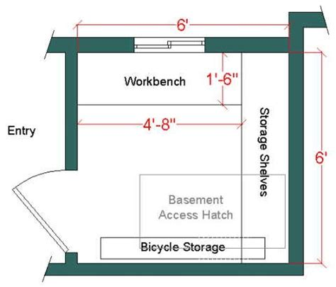 bike shop floor plan your first home workshop stonehaven life