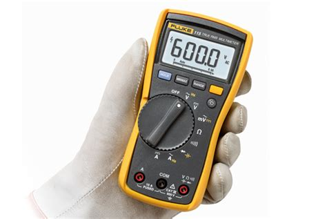 Multitester Fluke 115 fluke 115 true rms digital multimeter