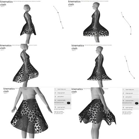 design your dress application nervous system at solid nervous system blog